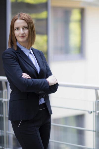 ekspert finansowy i kredytowy Małgorzata Ciężkowska